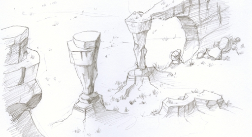 Concept Image for Smooth Flying Landscape
