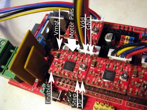 FrankenVinci - Converting a Bricked Da Vinci to RAMPS Controller on