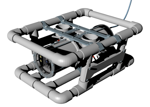 ROV version 12 exterior
