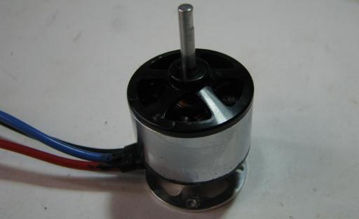 ROV Motor Upgrade