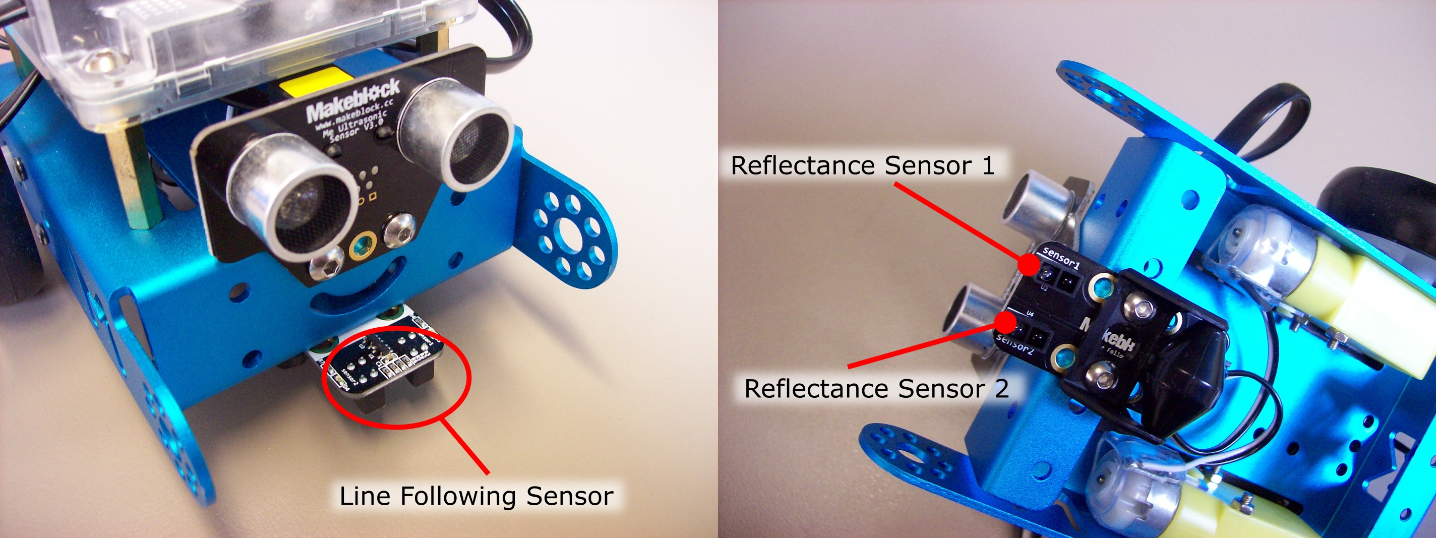 Robotics 1e - More mBot Sensors